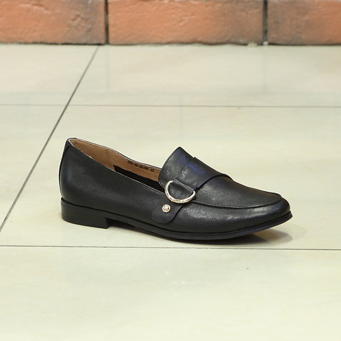Туфли закрытые Dino Ricci черный