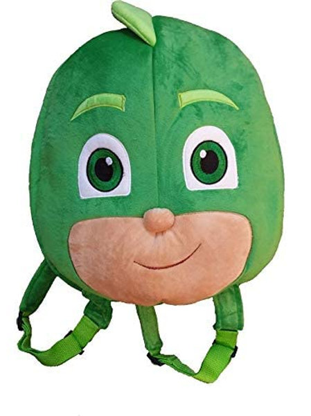 PJ Mask Gekko Plush Backpack