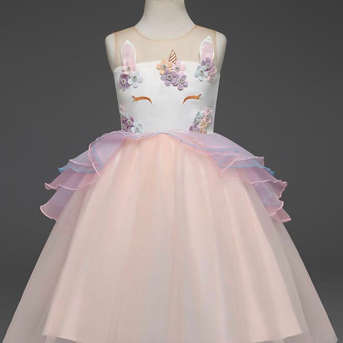 Stunning Pretty Little Unicorn Dress for Party or Dressing Up