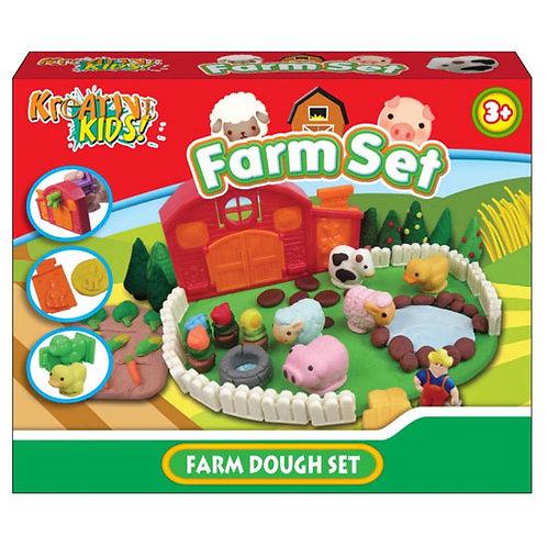 Farm Play Dough Set