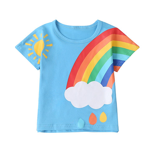Rainbows and Sunshine T - Shirt