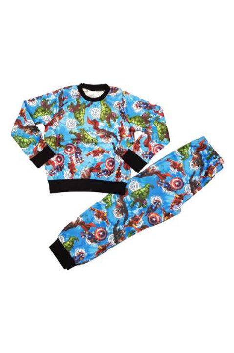 Avengers Soft Feel Pyjamas