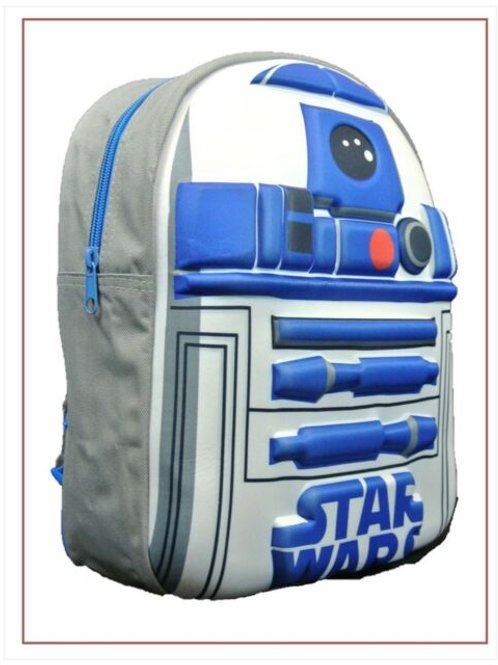 R2D2 3D Backpack