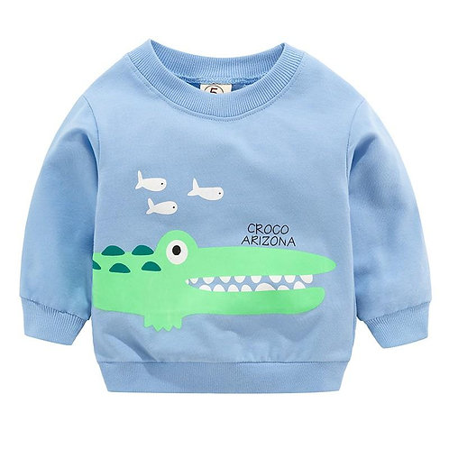 Snappy Crocodile Jumper