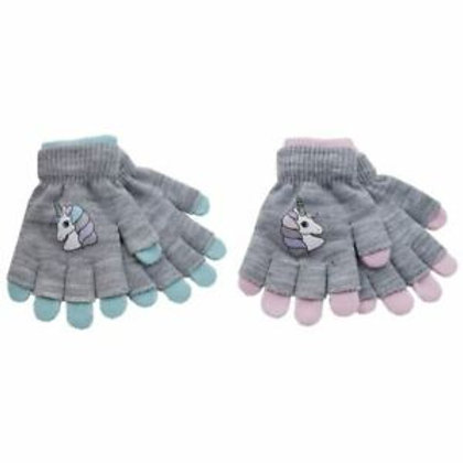 Thermal Unicorn Magic Gloves 2 pairs in one!