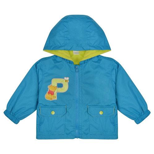 Baby Disney Fleece Lined Jacket Winnie The Pooh TURQUOISE