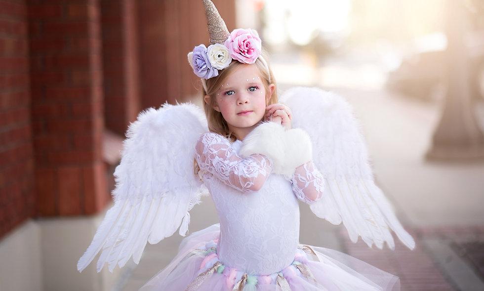 Beautiful Unicorn Princess