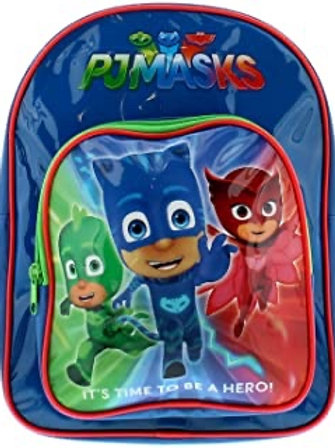 PJ Masks Time to Be a Hero Backpack