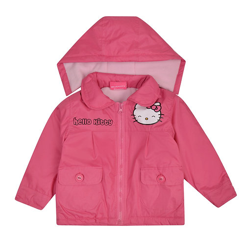 Baby Disney Fleece Lined Jackets Hello Kitty PINK