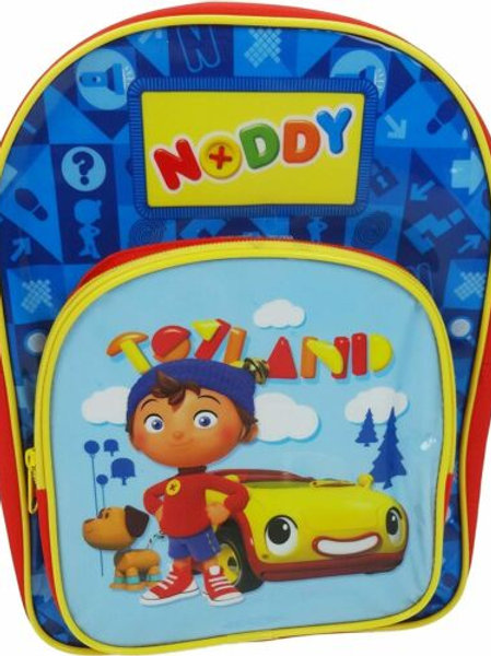 Noddy Backpack with Front Pocket