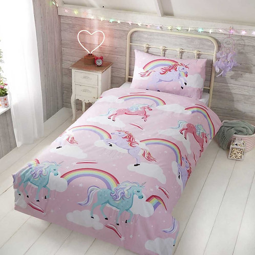 Unicorn Fairytale Duvet Set