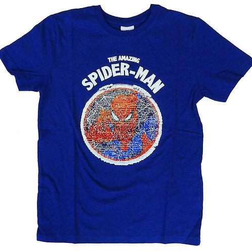 Spiderman Reversible Sequin T-Shirt