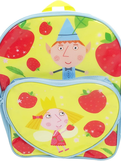 Ben and Holly Backpack