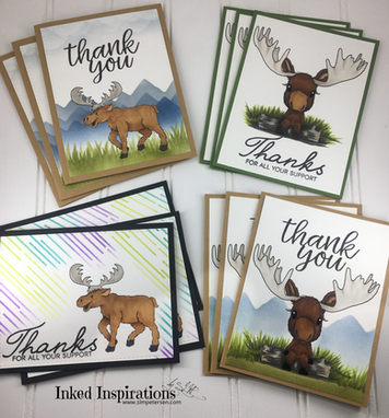 Moose Thank Yous