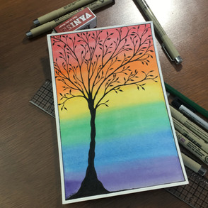 My Obsession with Trees
