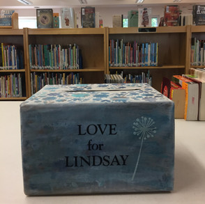 Past Projects - Love for Lindsay