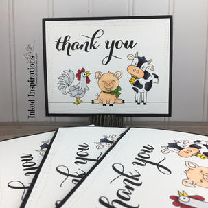 4-H Thank You Cards