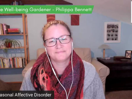 Seasonal Affective Disorder (SAD) - Does the thought of winter leave you cold?