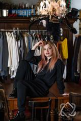 Liliane Amuat, Schauspielerin, Schweizer Fernsehfilmpreis 2017 - Portrait für die Schweizer Illustrierte