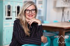 Bea Petri, Unternehmerin - Cover für die Zeitlupe