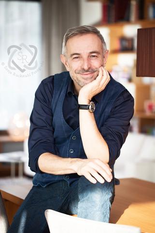Dani Fohrler, Fernsehmoderator - Portrait für die Glückspost und Tele