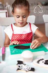 Familienreportage Cupcakes - Schweizer Illustrierte