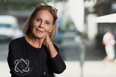 Marthe Keller, Schauspielerin - Cover für die Zeitlupe