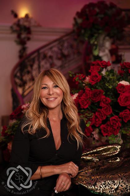 Rosanna Rocci, Sängerin - Portrait für die Glückspost