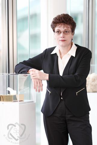 Silvia Steiner, Rechtsanwältin und Kantonsrätin - NZZ am Sonntag