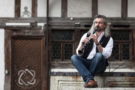 Dani Häusler, Musiker - Portrait fürs TELE