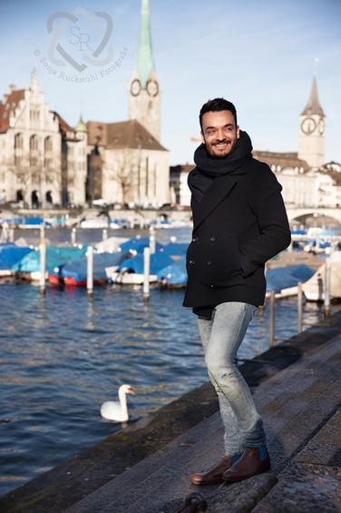 Giovanni Zarella, Musiker, für die Glückspost
