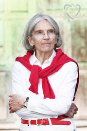 Donna Leon, Schriftstellerin - Cover für die Zeitlupe