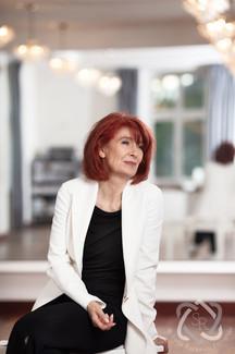 """Marianne Kaiser, Tanzschulinhaberin und Jurorin """"Darf ich bitten?"""" - Interview für die Zeitlupe"""