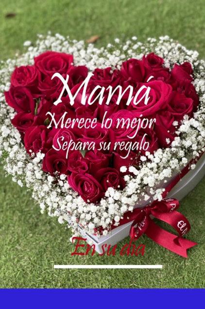 Celebremos el día a Mamá