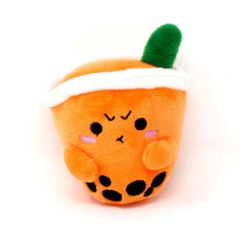 "Boba Plush Orange 5"""