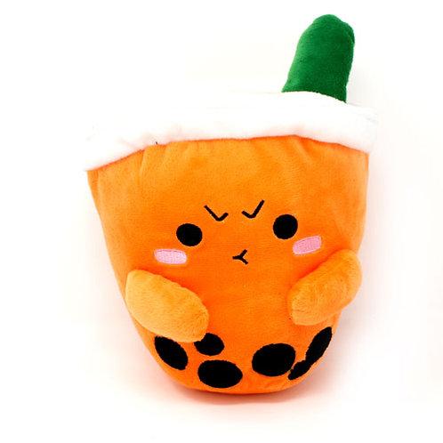 "Boba Plush Orange 10"""
