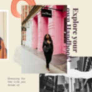Cream Fashion and Retail Instagram Post-
