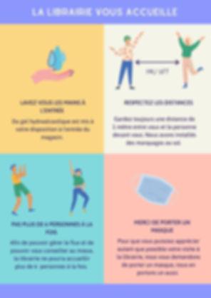 Green 7 Step Prevention Coronavirus Awar