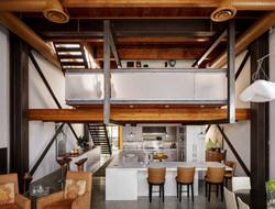 Music Loft & Kitchen