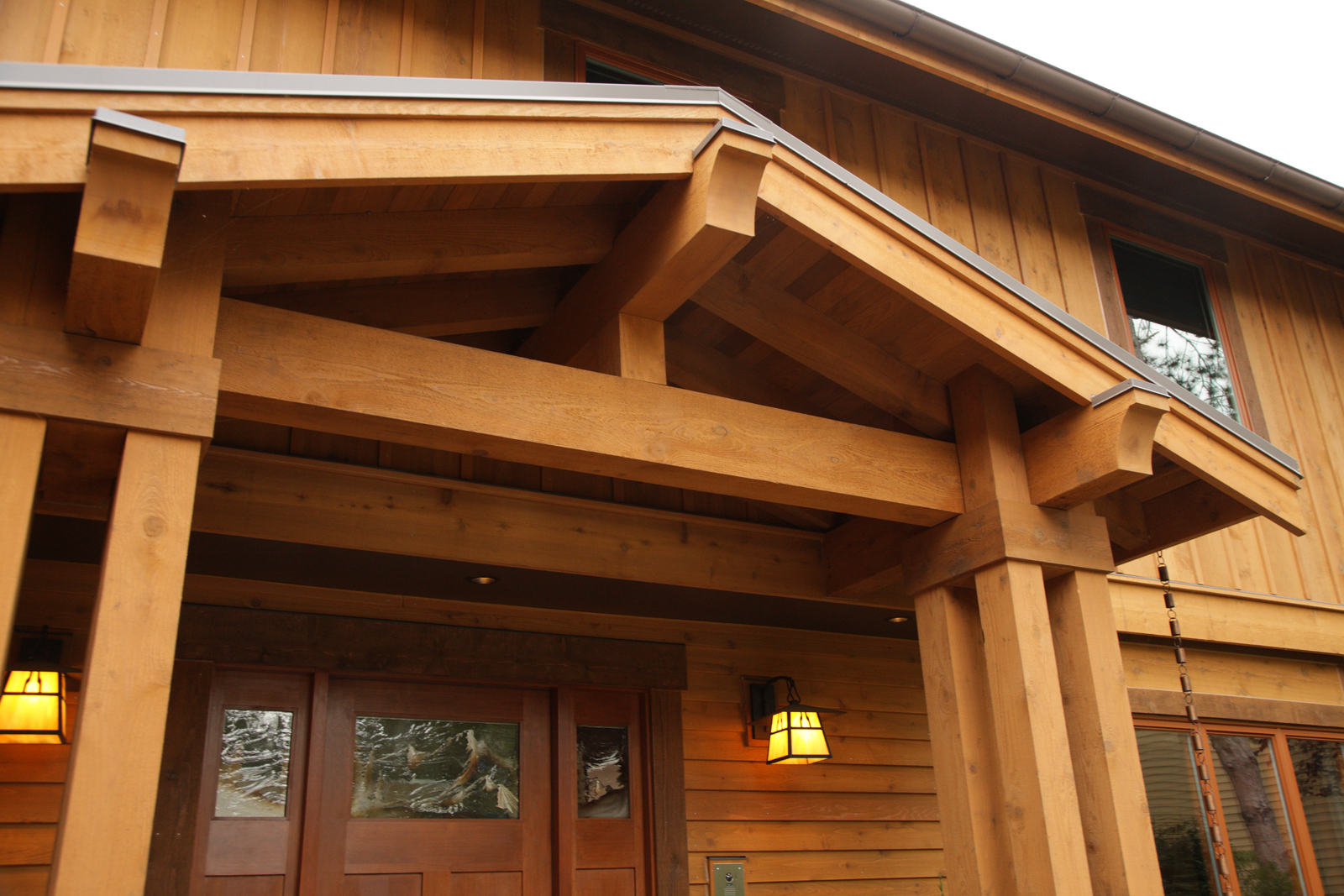 Front Porch Roof