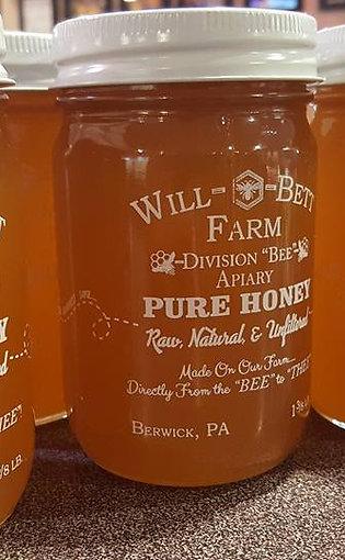 Spring/Summer Blossom Honey