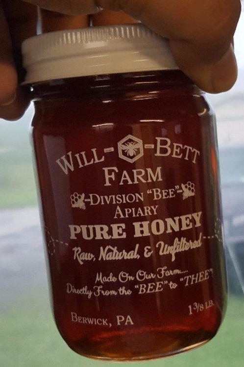July Harvest Honey