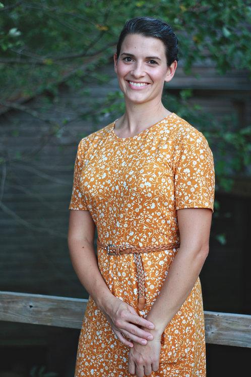 The Shenandoah Dress