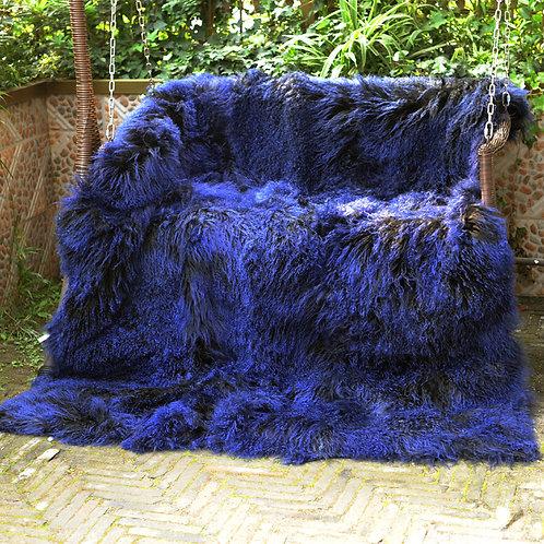 DMD23C Mongolian Lamb Fur Carpet