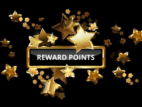 DAYMISFURRY REWARD POINTS 😎