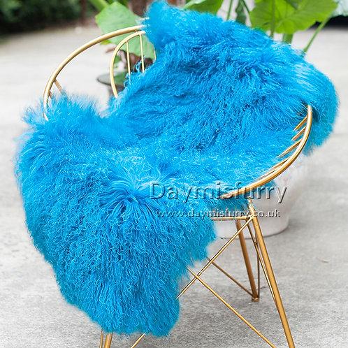 DMD24N Mongolian Lamb Fur Rug