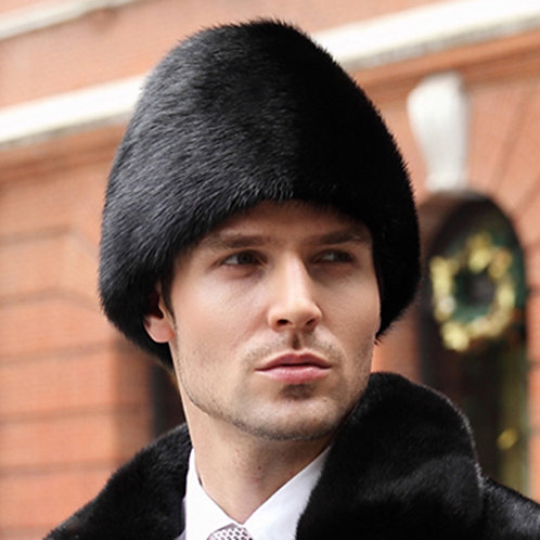 DMC14 Mink Fur Hat for Men