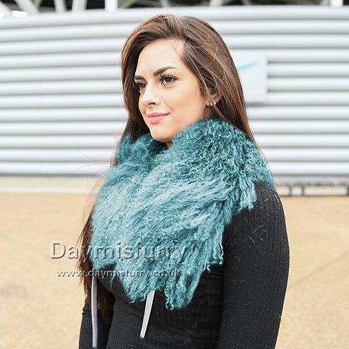DMA16F Mongolian Lamb Fur Collar / Scarf