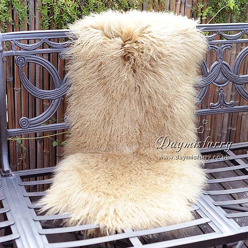 DMD24A Mongolian Lamb Fur Rug