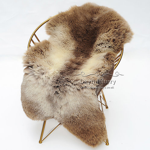 1 Pelt  Australian Sheepskin Rug - Natrural Colour